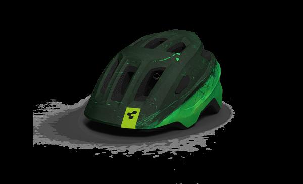 CUBE Helm TALOK green