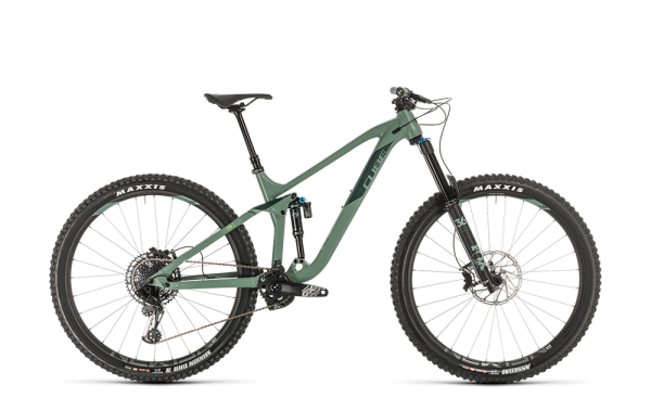 Cube Stereo 170 Race green´n´sharpgreen 2020 / 29