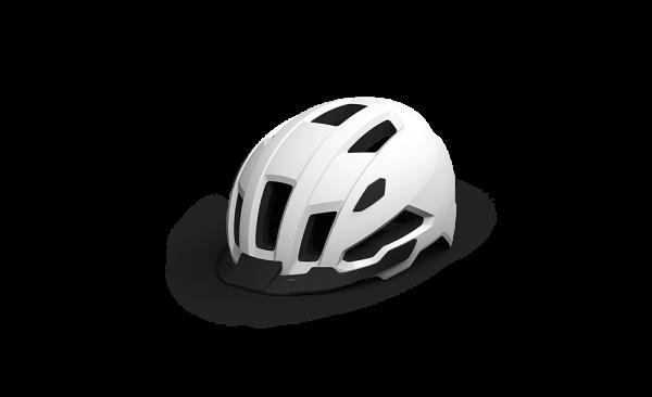 CUBE Helm EVOY HYBRID white