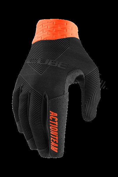 CUBE Handschuhe Performance langfinger X Actionteam black´n´orange