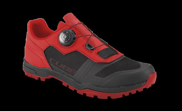 CUBE Schuhe ATX LYNX PRO black´n´red EU 42