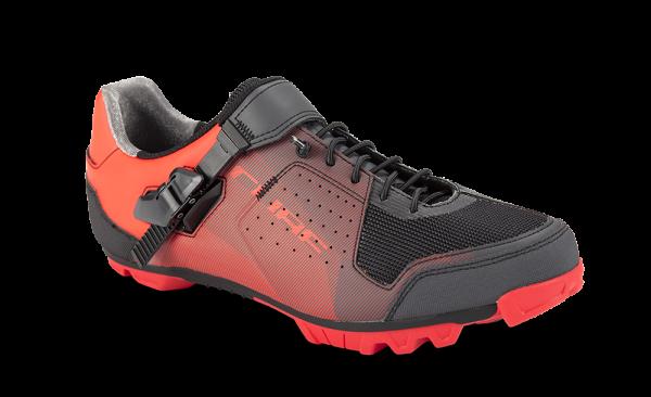 CUBE Schuhe MTB PEAK PRO red´n´black