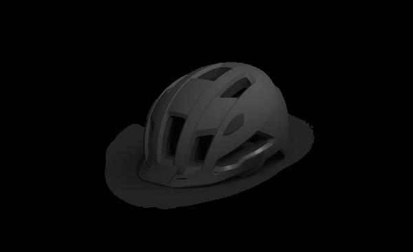 CUBE Helm EVOY HYBRID black M (52-57)