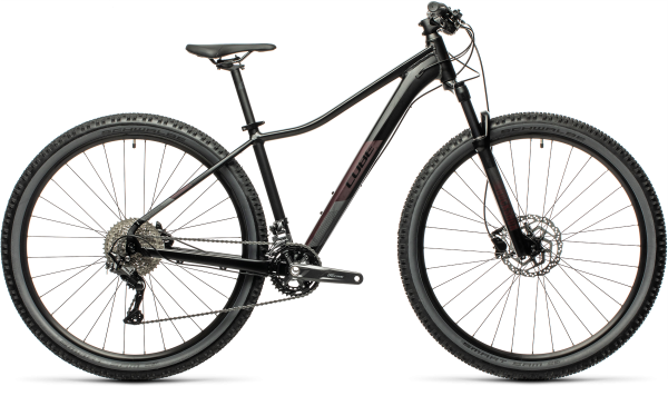 Cube Access WS Race black´n´hazypurple 2021 / 27.5
