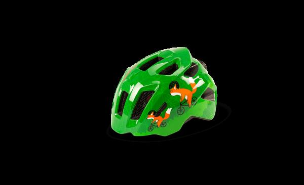 CUBE Helm FINK green