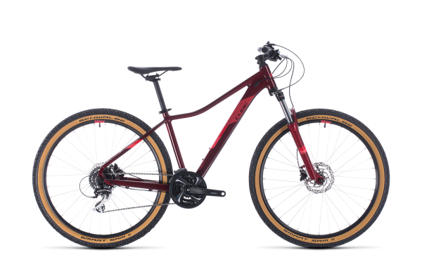 """Cube Access WS Exc poppyred´n´coral 2020 13.5"""" / 27.5"""