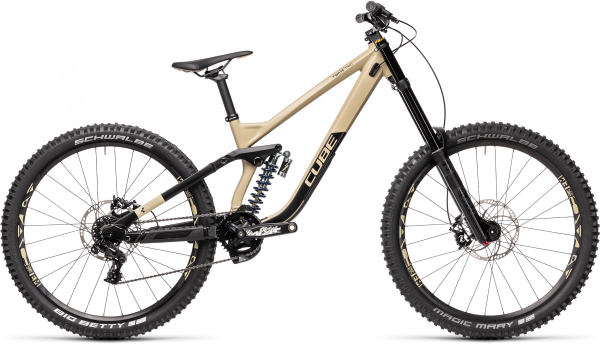 Cube TWO15 Pro sand´n´black 2021 / 27.5