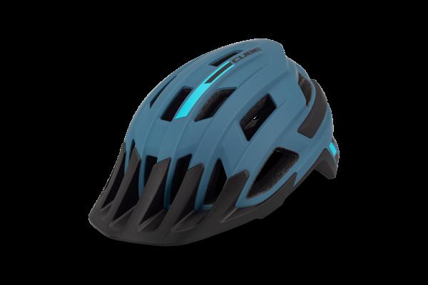 CUBE Helm ROOK blue M (52-57)