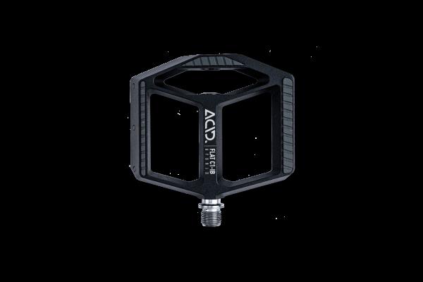 ACID Pedale FLAT A2-IB Hybrid black
