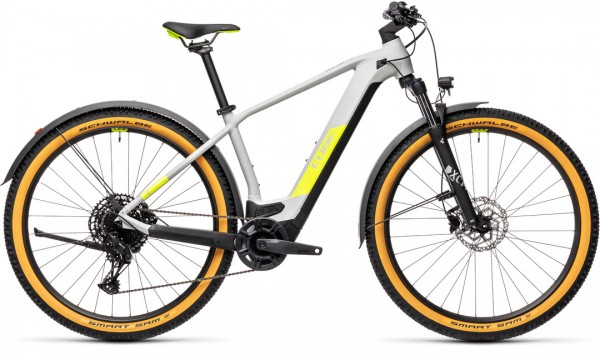 "Cube Reaction Hybrid Pro 625 Allroad grey´n´yellow 2021 17"" / 29 / M"