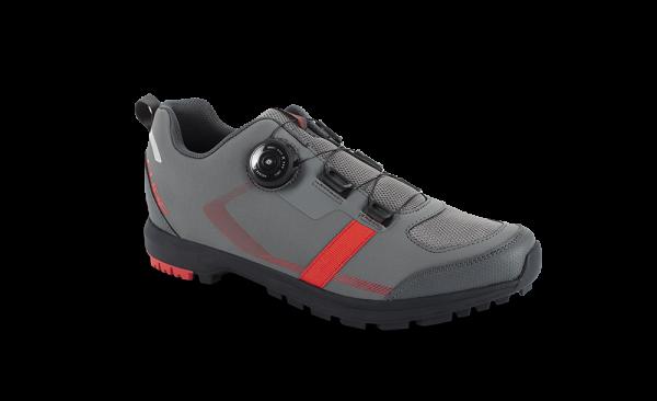 CUBE Schuhe ATX LOXIA PRO dark grey´n´red EU 42
