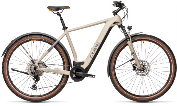 Cube Cross Hybrid Pro 625 Allroad desert´n´orange 2021