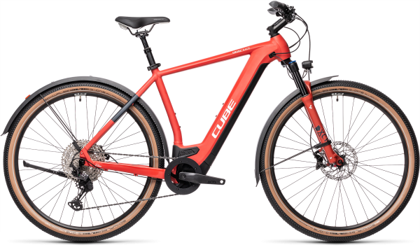 Cube Cross Hybrid Race 625 Allroad red´n´grey 2021