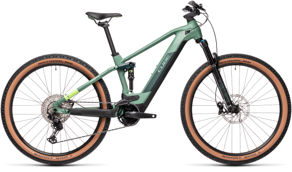 Cube Stereo Hybrid 120 Race 625 green´n´sharpgreen 2021 / 29