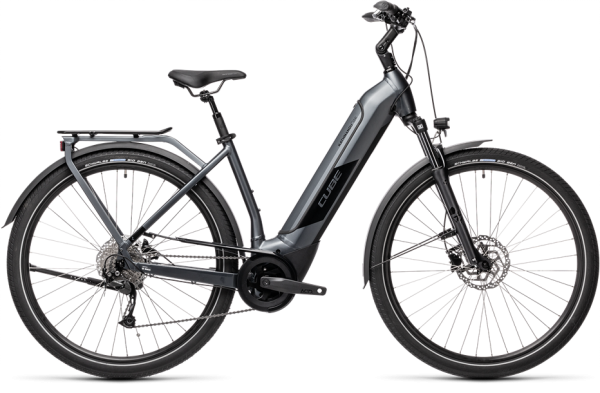 Cube Kathmandu Hybrid ONE 625 iridium´n´black 2021 Easy Entry