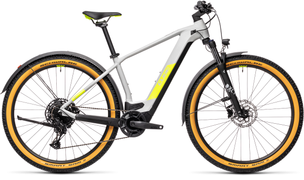 Cube Reaction Hybrid Pro 625 Allroad grey´n´yellow 2021 / 29