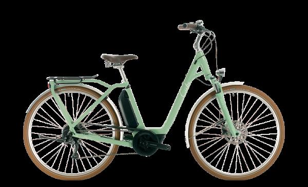 Cube Ella Ride Hybrid 500 green´n´white 2020 Easy Entry