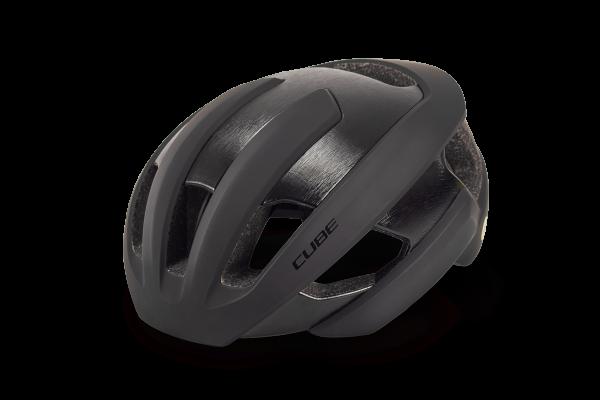 CUBE Helm HERON black M (52-57)