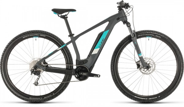 Cube Access Hybrid ONE 500 grey´n´aqua 2020 / 29