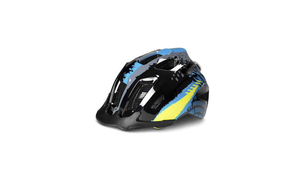 CUBE Helm ANT black´n´blue XS (46-51)