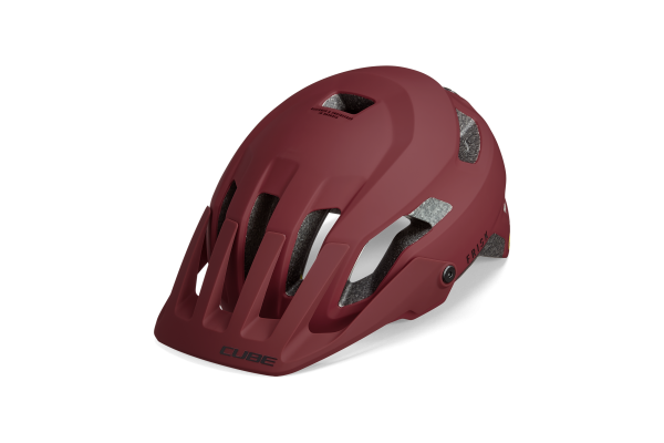 CUBE Helm FRISK red