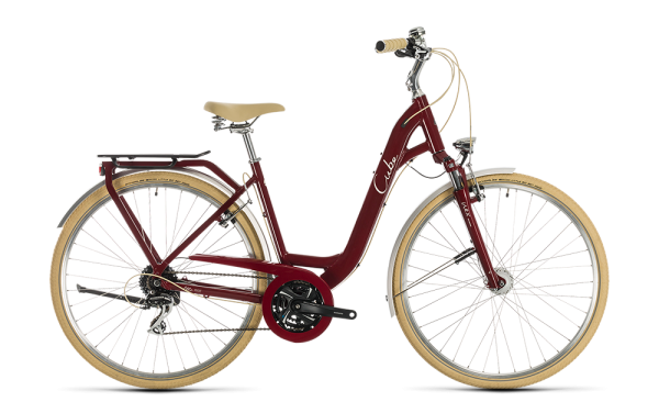 Cube Ella Ride red´n´cream 2020 Easy Entry 45 cm