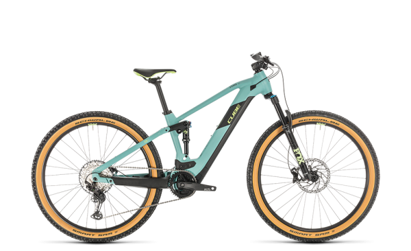 "Cube Stereo Hybrid 120 Race 625 frozengreen´n´green 2020 20"" / 29"