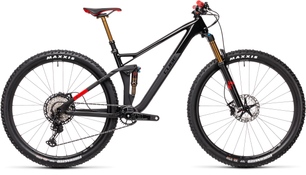 Cube Stereo 120 HPC SLT carbon´n´red 2021 / 29