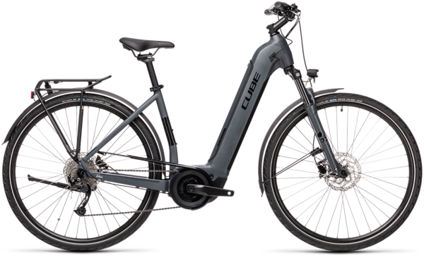 Cube Touring Hybrid ONE 625 grey´n´black 2021 Easy Entry