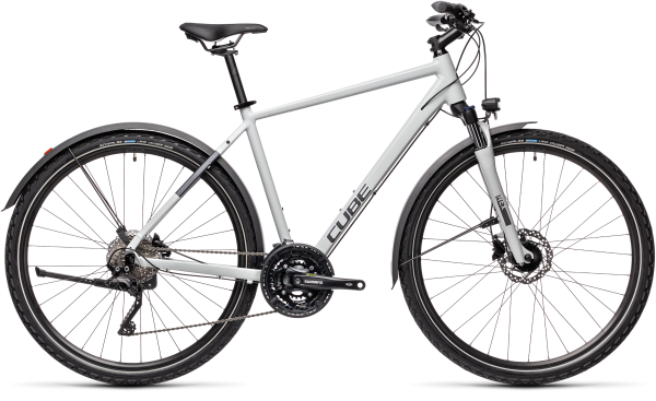 Cube Nature Pro Allroad grey´n´iridium 2021
