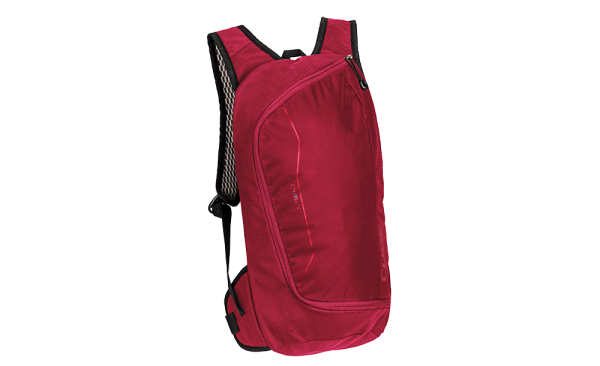 CUBE Rucksack PURE4race red