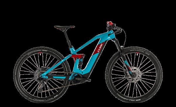 Cube Stereo Hybrid 140 HPC Race 625 petrol´n´red 2020 / 29