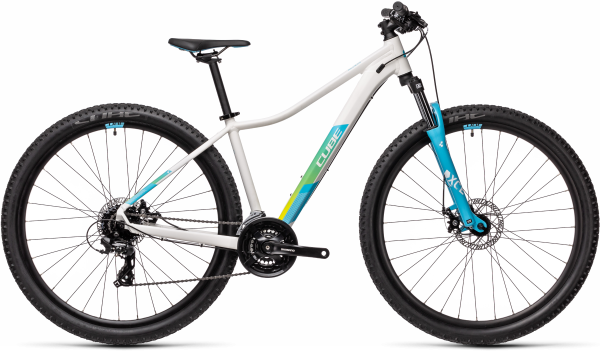 Cube Access WS white´n´blue 2021 / 27.5