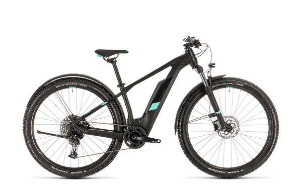 Cube Access Hybrid Pro 500 Allroad black´n´mint 2020 / 29