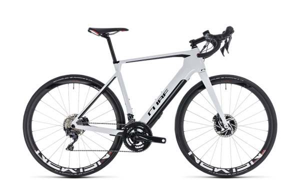 Cube Agree Hybrid C:62 SL Disc Aksium white´n´black 2018 59 cm