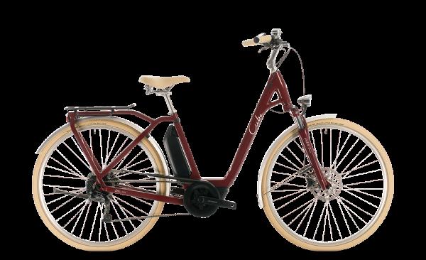 Cube Ella Ride Hybrid 500 red´n´white 2020 Easy Entry 46 cm