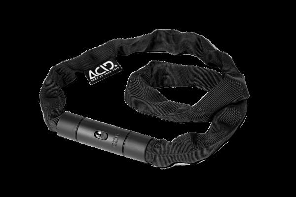ACID Kettenschloss CORVID K100 black