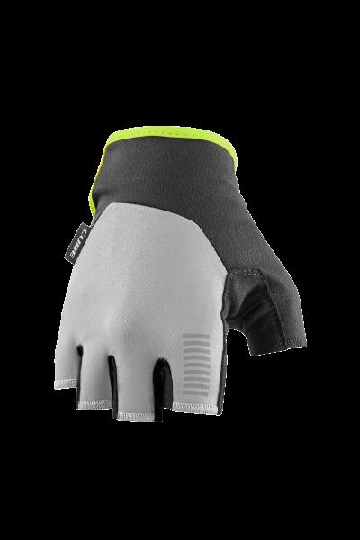 CUBE Handschuhe kurzfinger X NF grey´n´yellow