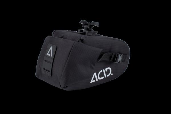 ACID Satteltasche CLICK XL black
