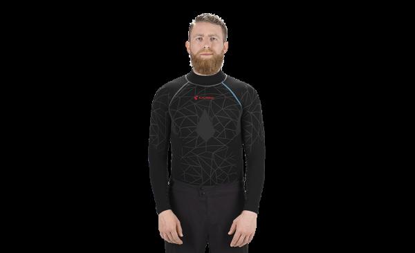 CUBE Funktionsunterhemd langarm Race Be Warm black