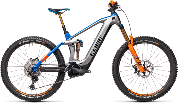 Cube Stereo Hybrid 160 HPC Actionteam 625 Kiox actionteam 2021 / 27.5