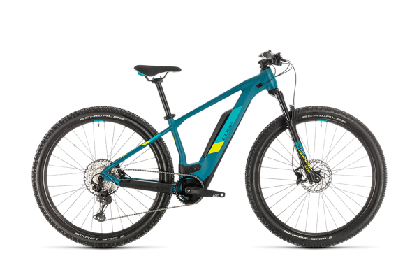 Cube Access Hybrid Race 500 pinetree´n´lime 2020 / 29