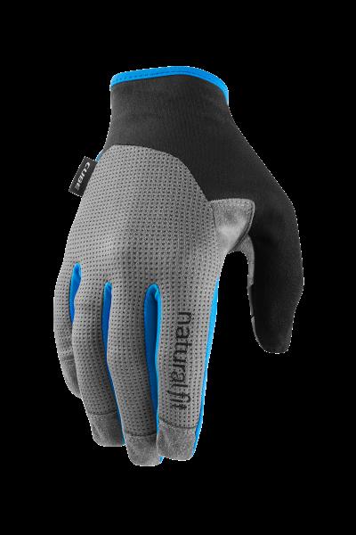 CUBE Handschuhe langfinger X NF grey´n´blue