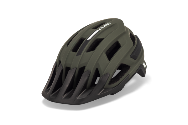 CUBE Helm ROOK olive