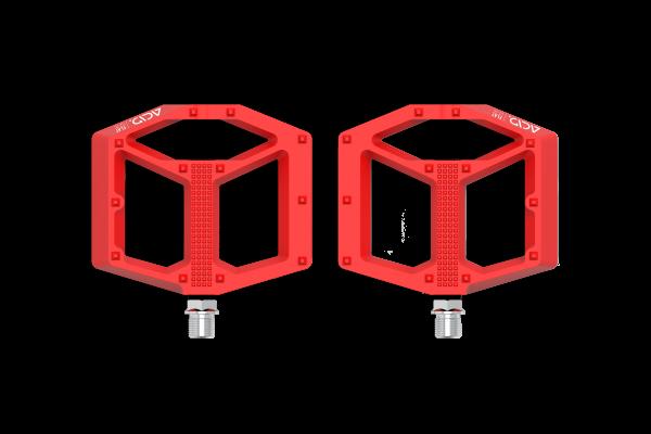 ACID Pedale FLAT C2-CC red