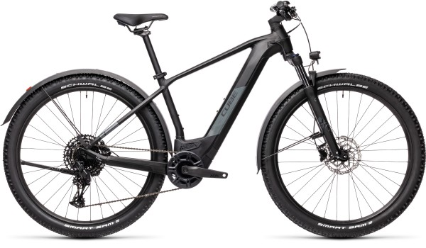 Cube Reaction Hybrid Pro 625 Allroad black´n´grey 2021 / 29